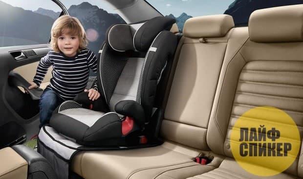 Как выбрать автомобильное кресло
