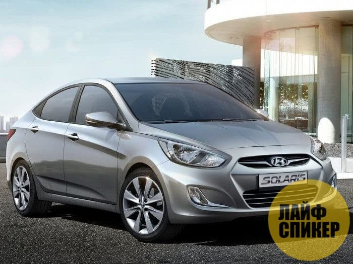 Обзор доступного Hyundai Solaris