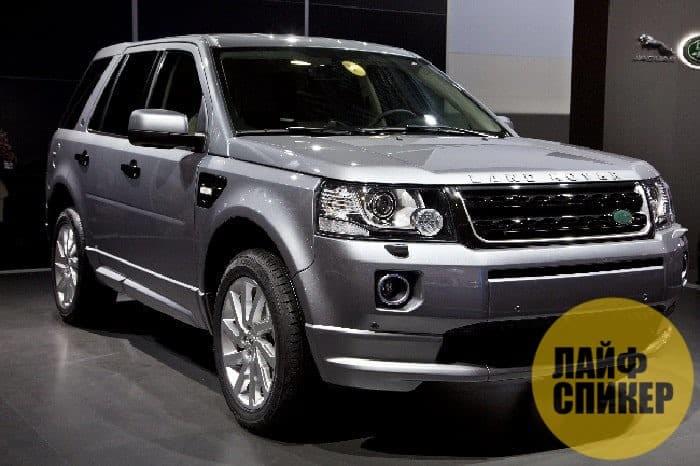 Обзор Land Rover в Воронеже
