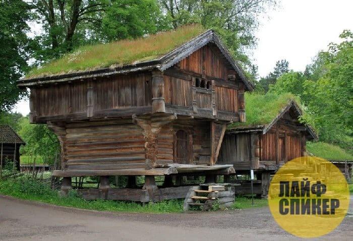 Норвежский музей истории культуры