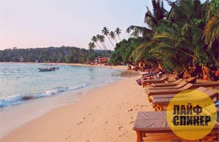 Отдохнуть на пляжах Хиккадувы