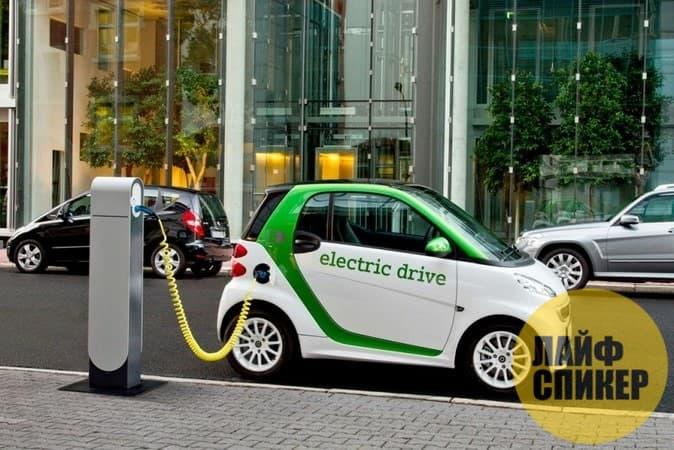 Топ 5 самых популярных электромобилей