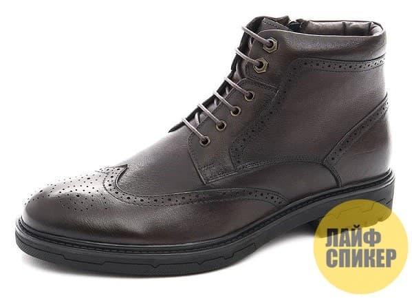 Правильный выбор мужской обуви