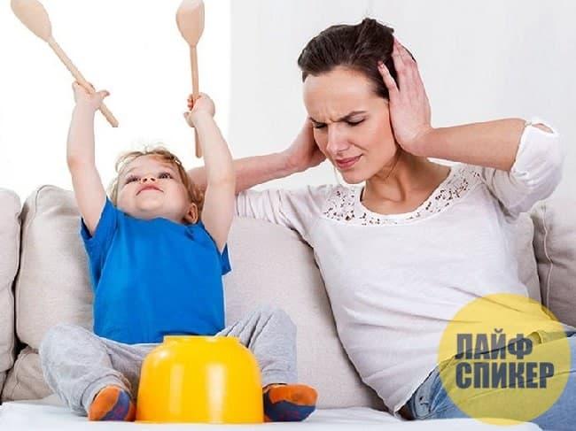 Гиперактивный ребенок,  10 основных признаков гиперактивности
