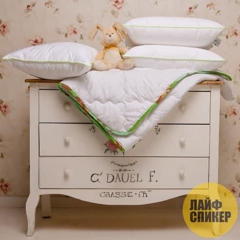Как самому сделать подушку для ребенка