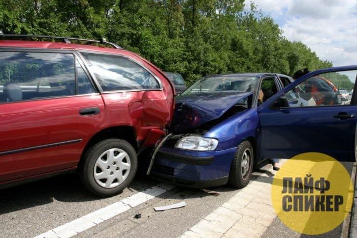 Как водителю не стать виновным в ДТП?