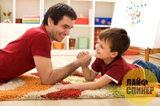 Как воспитать ребенка с твердым характером