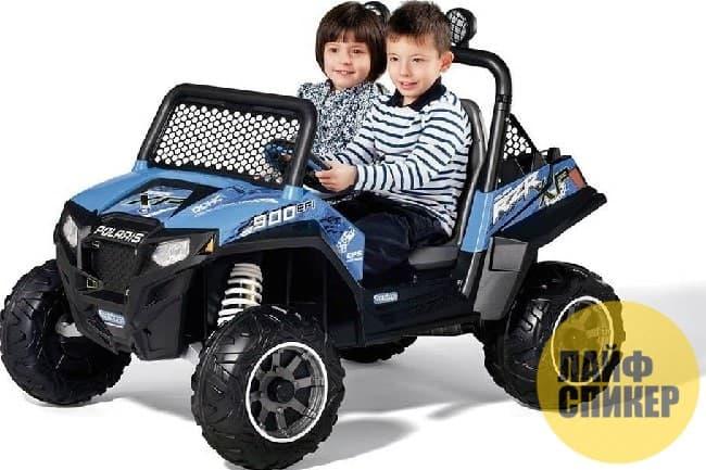 Как выбрать и купить детские электромобили