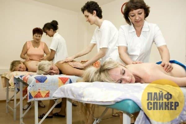 Kurse masazhesh në Shën Petersburg për studentët pa arsim mjekësor