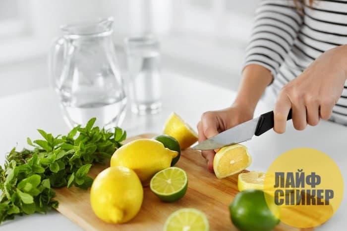 Лимонная диета. Легко скинуть 4 кг за 2 дня