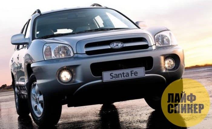 Обзор автомобиля Hyundai Santa Fe SM
