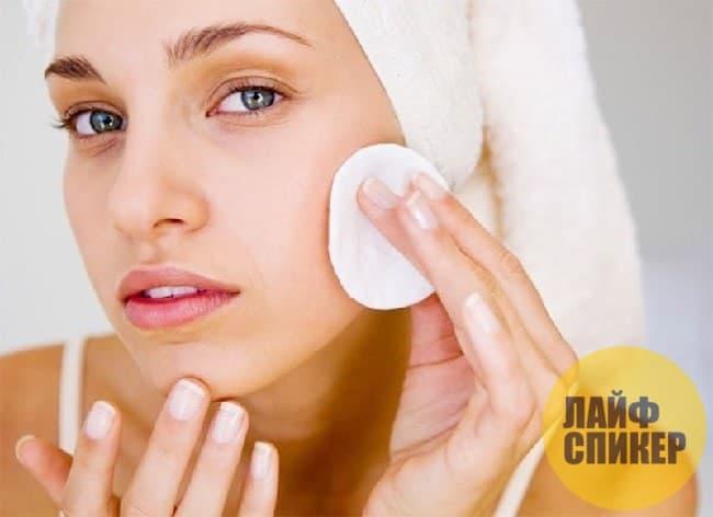 Определение типа кожи и подбор косметических средств