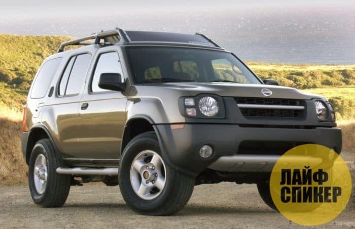 Реальный внедорожник Nissan Xterra