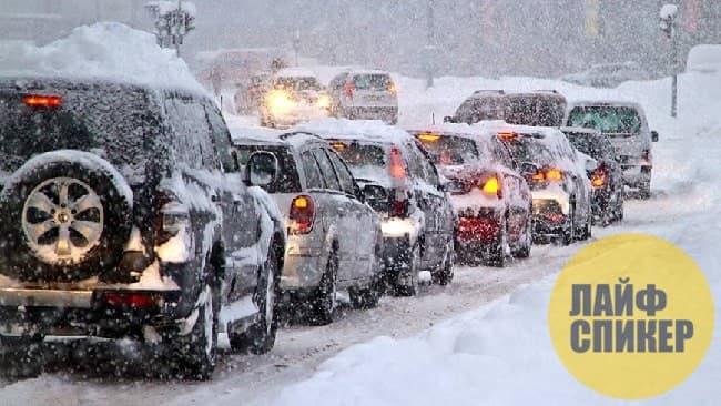 Советы по вождению автомобиля зимой