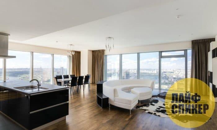 Апартаменты в отеле – отличный вариант для длительного проживания
