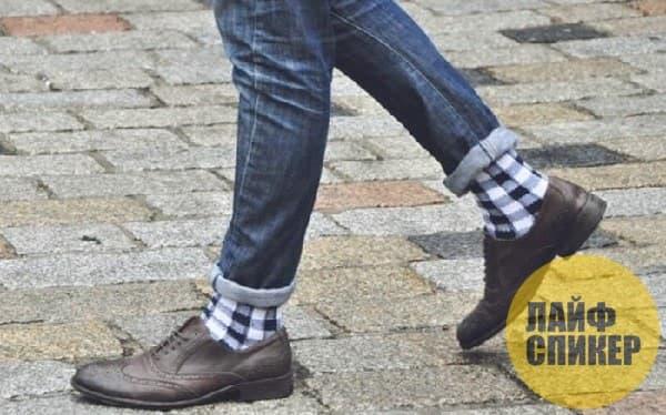 Разновидности носков по составу ткани