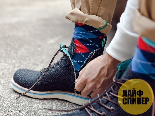 Как выбрать и купить носки