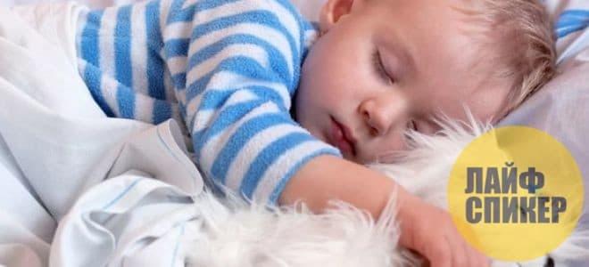 Методики для самостоятельного засыпания ребенка
