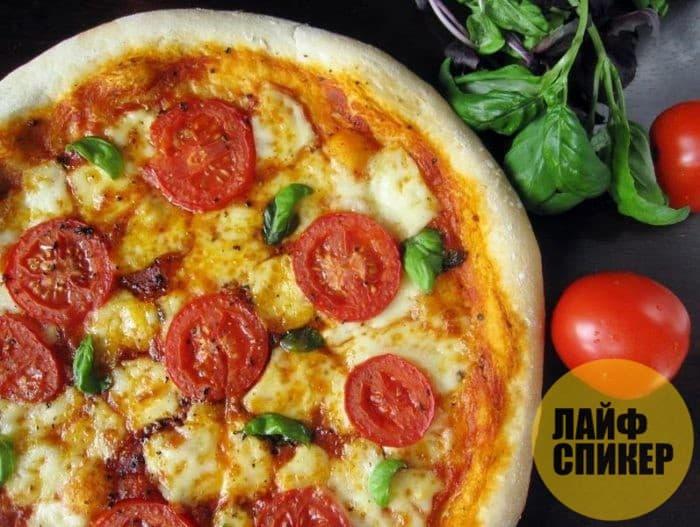Ki jan yo kwit manje oswa achte pitza Margherita?