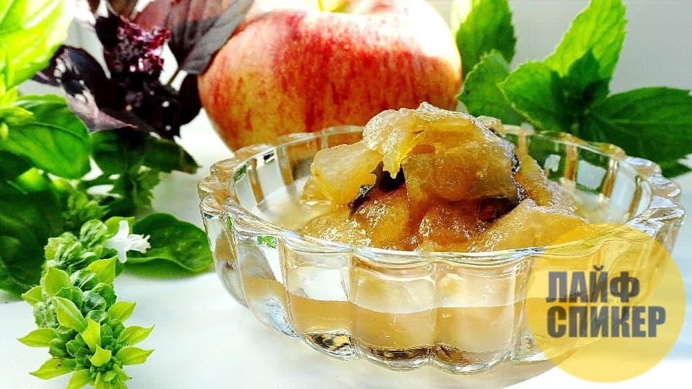 Как правильно варить варенье из яблок