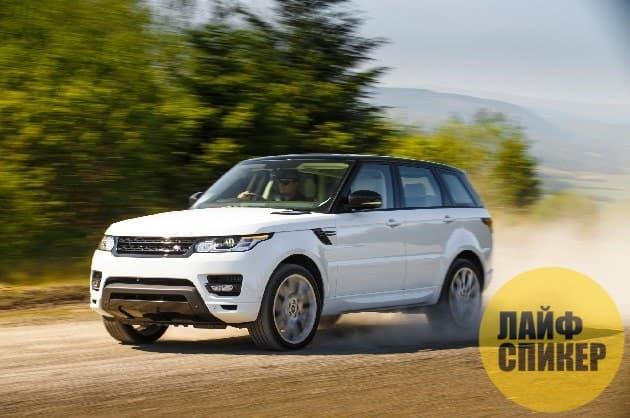 Обзор непревзойденного Range Rover Sport