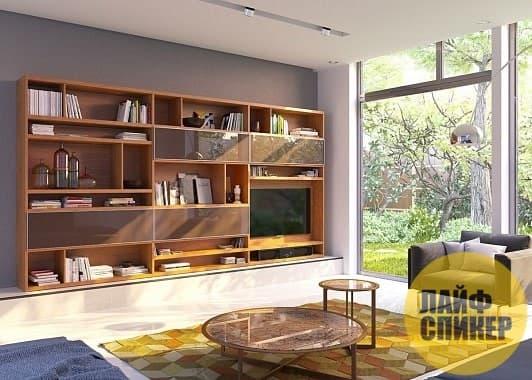 Принципы выбора мебели для гостиной