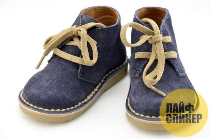 Как выбрать детскую обувь в Новосибирске
