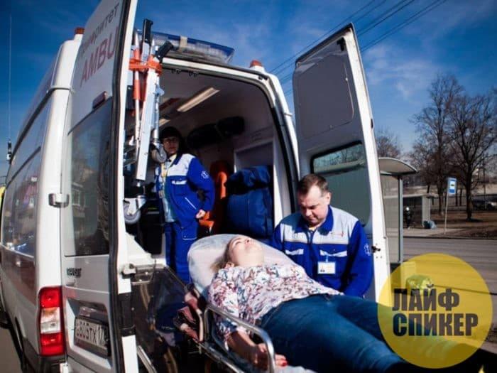 Перевозка лежачих больных в Воронеже