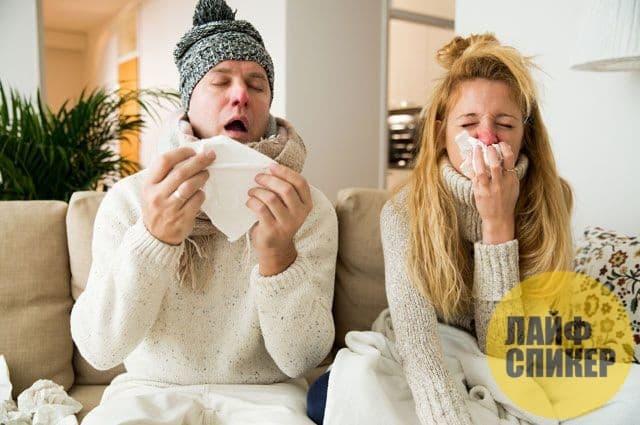 Натуральные таблетки от насморка и кашля