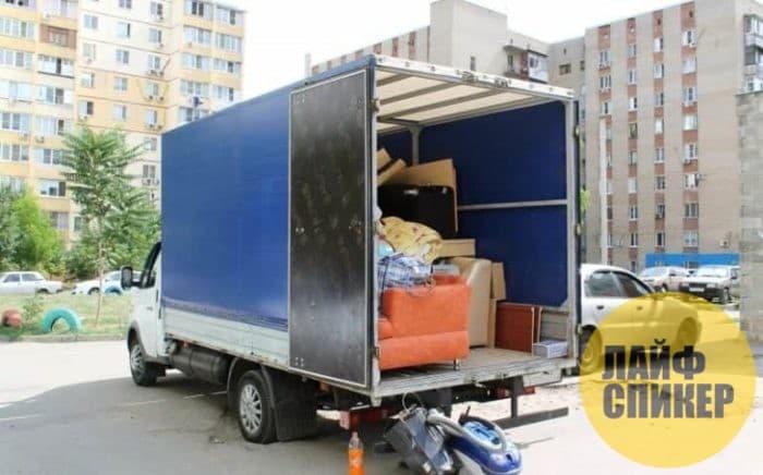 Перевозка мебели в Киеве и области с грузчиками от «Диспетчер»