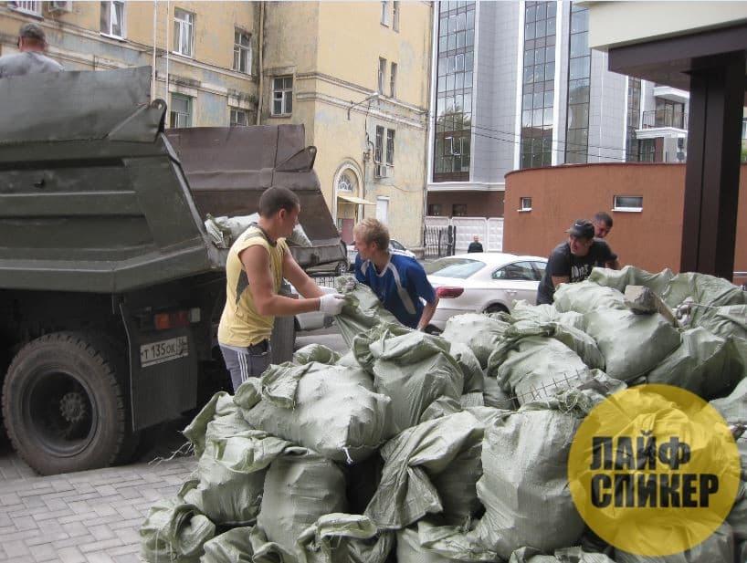Вывоз мусора – для тех, кто ценит своё время и комфорт
