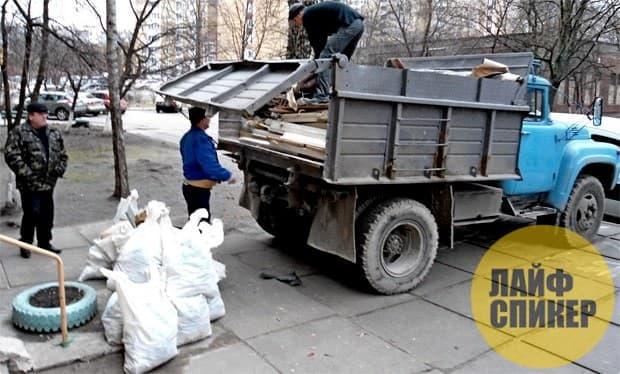 Вывоз строительного мусора – оперативность и качество в решении любых задач