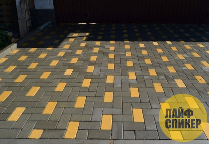 Что лучше выбрать - тротуарную плитку или брусчатку?