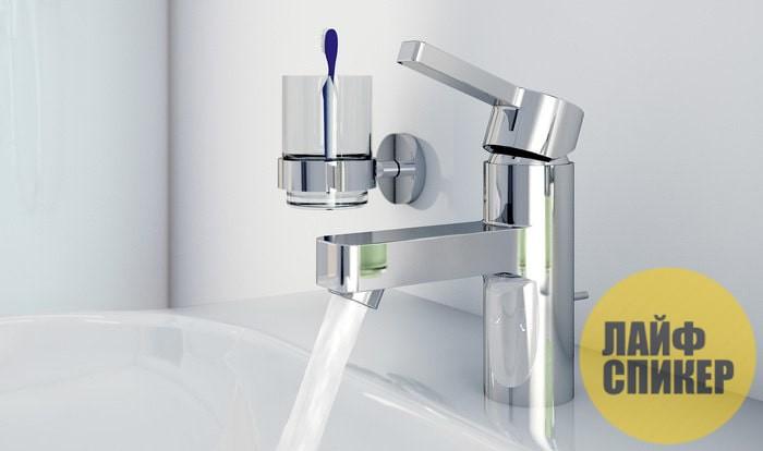 Как выбрать качественный смеситель на борт ванны