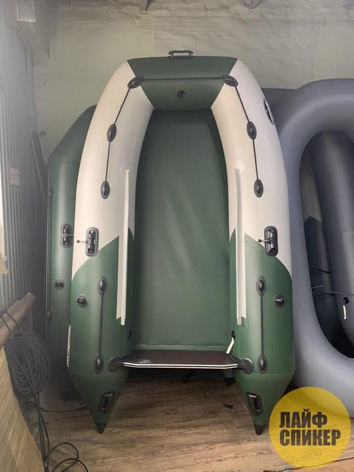 Виды надувного дна для лодки ПВХ